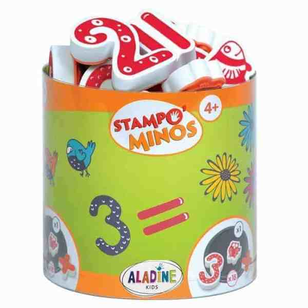 Stampo Minos Zahlen-