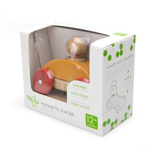Tegu Baby Magnetic Racer A