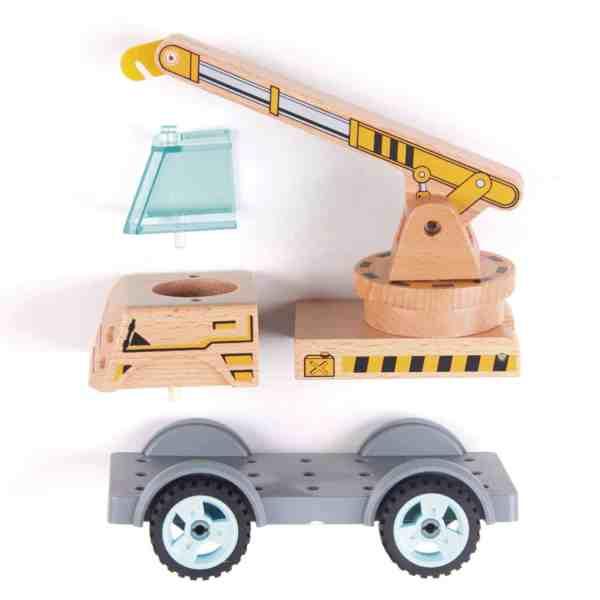 VAROOM Baufahrzeug: Kranwagen