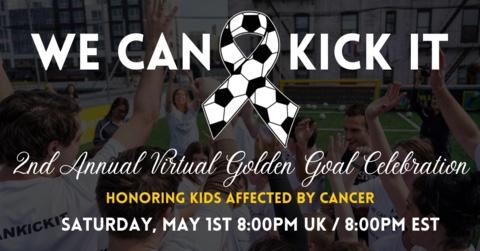 #wecankickit CHILDHOOD CANCER