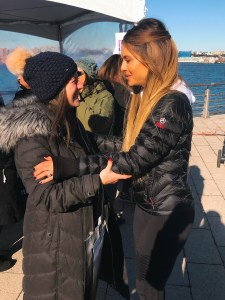 being the change for brain cancer with Maria Maria Menounos