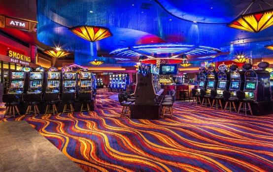 Casinos and gambling