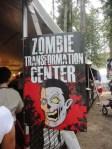 Zombie Transformation Center