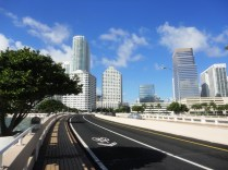 Bridge to Brickell Key