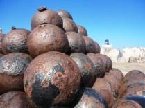Cannonballs!