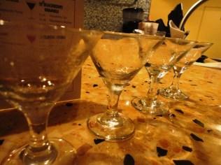 Martini Tasting, complete