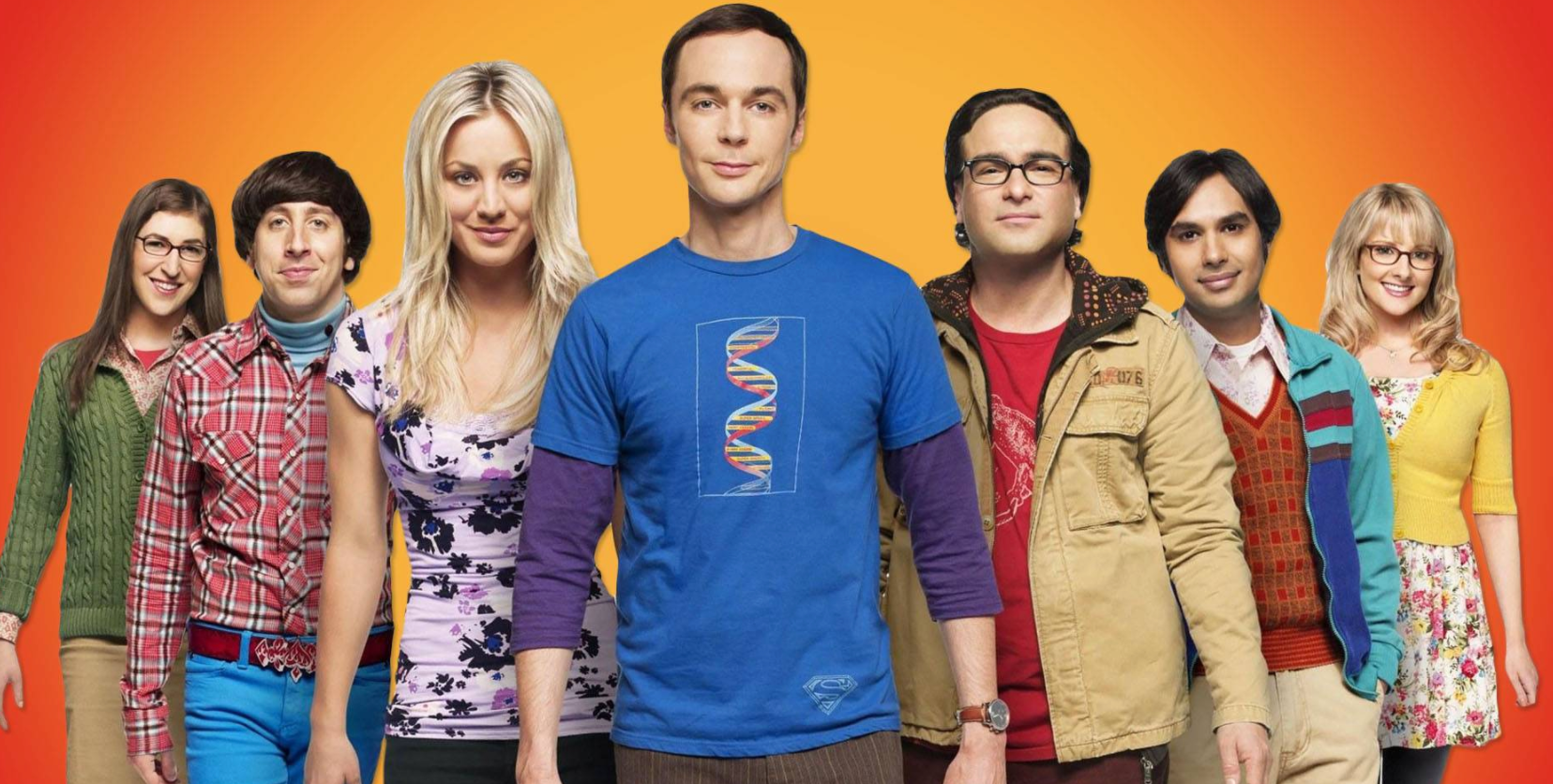 The Net Worth Of Each Cast Member Of 'The Big Bang Theory' Will Make