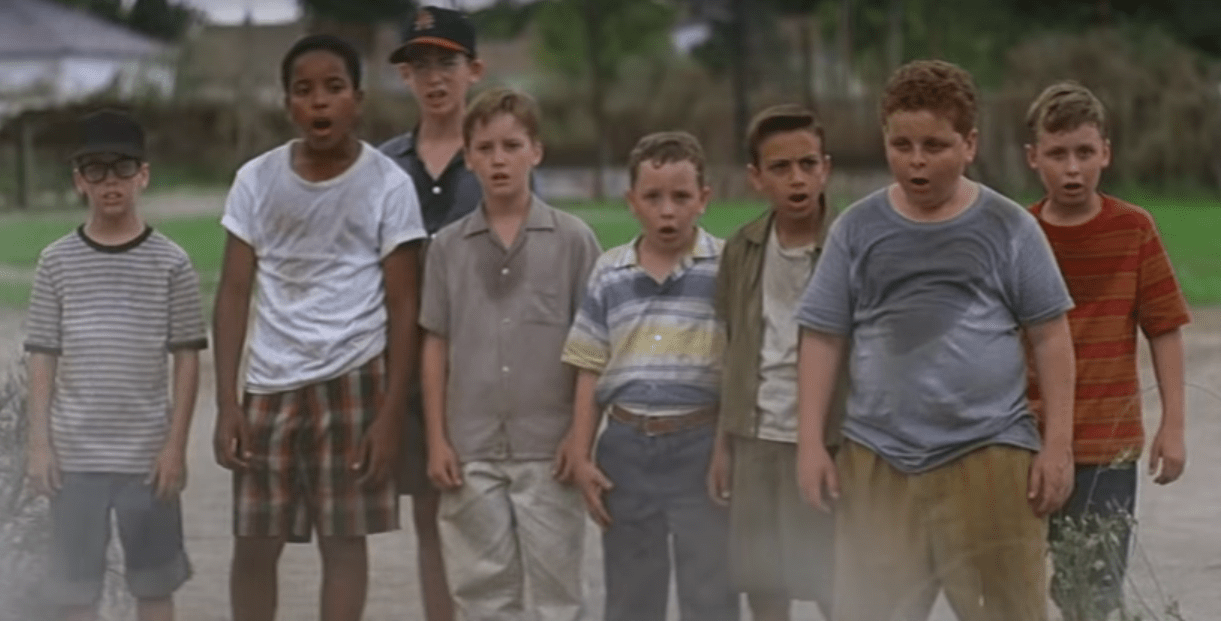 Your dream of 'The Sandlot' becoming a TV series with