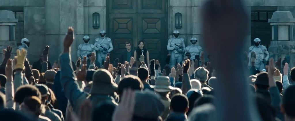 Hunger Games Des Tudiants Thalandais Arrts Pour