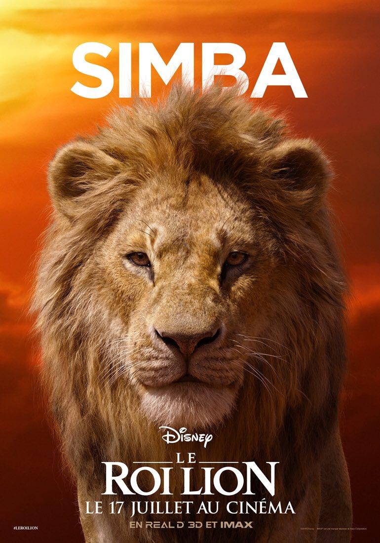 Le Roi Lion Personnages : personnages, Personnages, Affiches