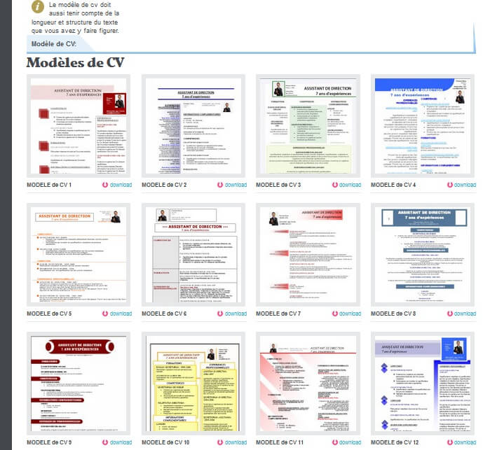 Cv Format On Word Sample Customer Service Resume