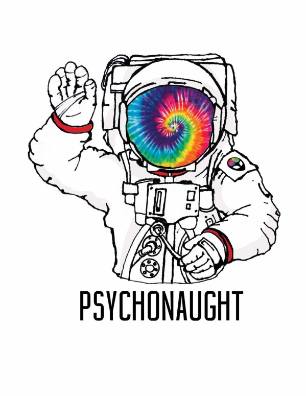 psychonaught design