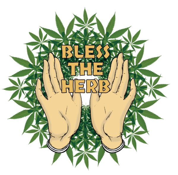 bless the herb tshirts
