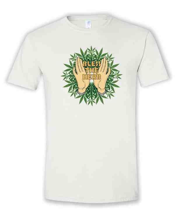 bless the herb tshirt