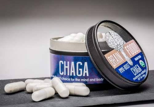 Chaga Mushroom Supplements