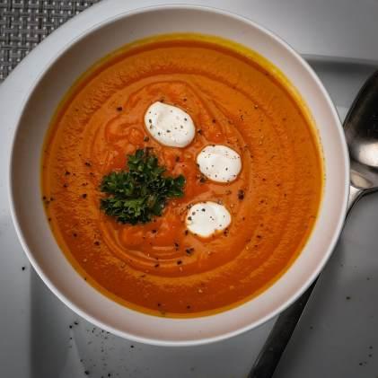 reishi mushroom butternut squash soup