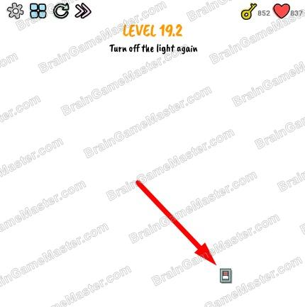 The answer to level 19.0, 19.1, 19.2, 19.3, 19.4, 19.5, 19