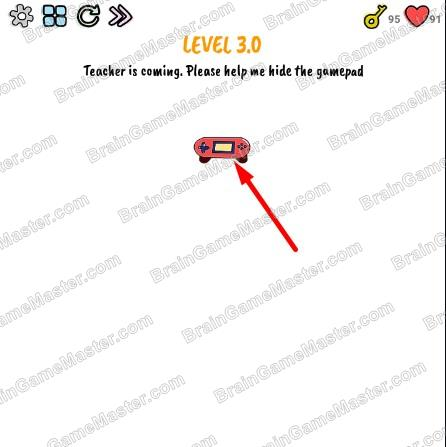 The answer to level 3.0, 3.1, 3.2, 3.3, 3.4, 3.5, 3.6, 3.7