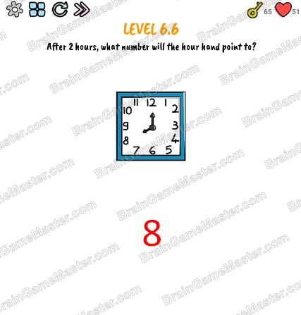 The answer to level 6.0, 6.1, 6.2, 6.3, 6.4, 6.5, 6.6, 6.7