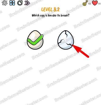 The answer to level 8.0, 8.1, 8.2, 8.3, 8.4, 8.5, 8.6, 8.7