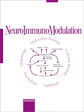 Neuroimmunomodulation Journal Karger logo