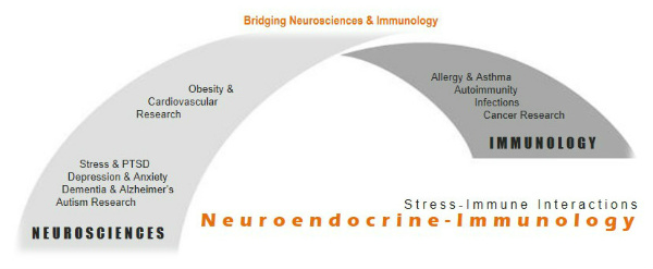 bridging neuroscience and immunology