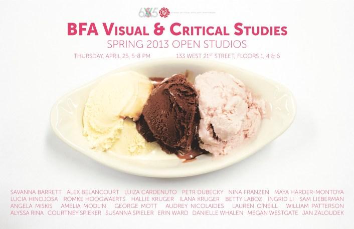 Poster 10 - VCS Open Studios