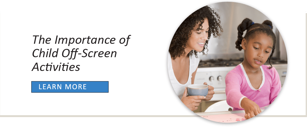 The Importance of Child Off-Screen Activities1070x450AL2020-01