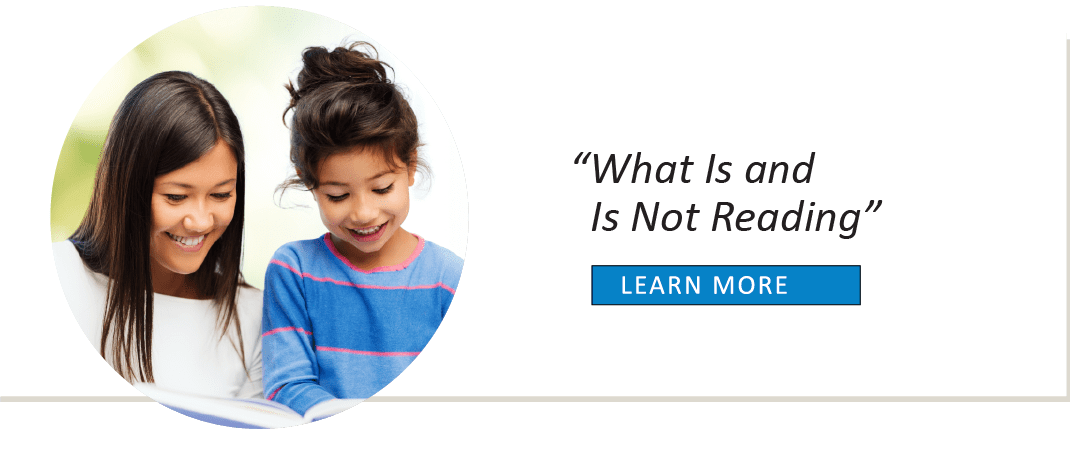 What Is and Is Not Reading-01