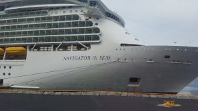 Welcome to Navigator of the Seas!