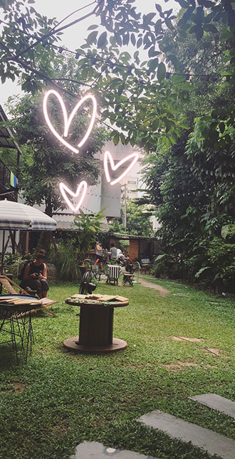 The Yard Hostel - Bangkok
