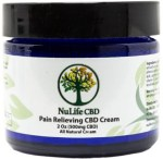 NuLife CBD Cream