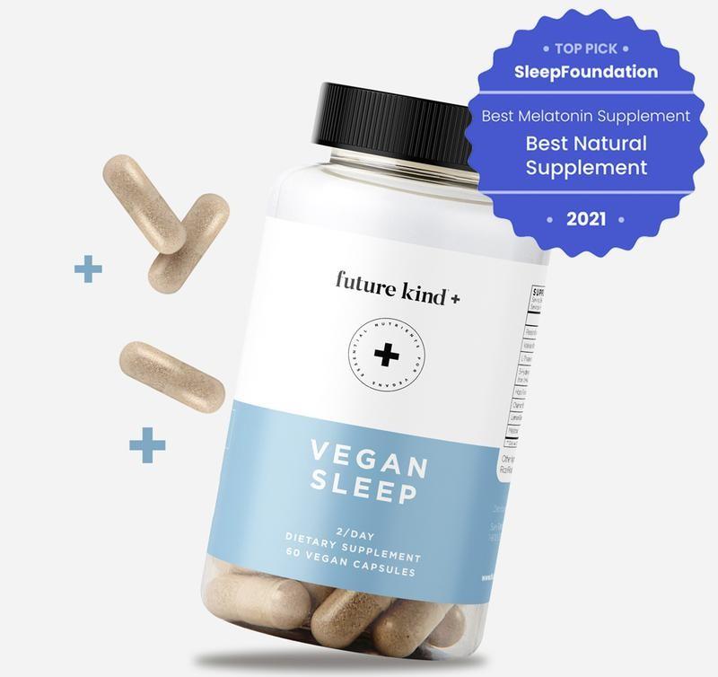 Future Kind Vegan Sleep