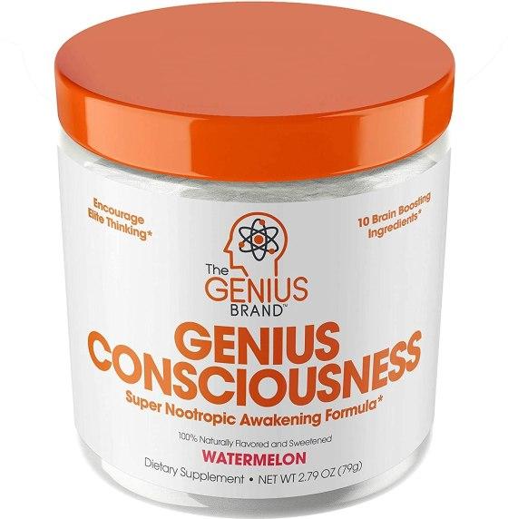 The Genius Brand: Genius Consciousness