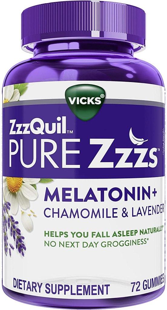 Vicks ZzzQuil Sleep Gummies