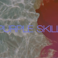 "Beatrixx Kiddo ""Purple Skills"""