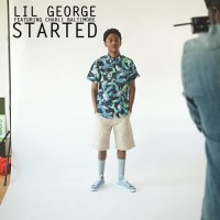 "Lil George ""Started (Remix)"" ft. Charli Baltimore"