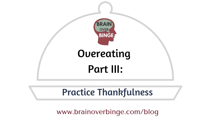 Overeating in binge eating recovery