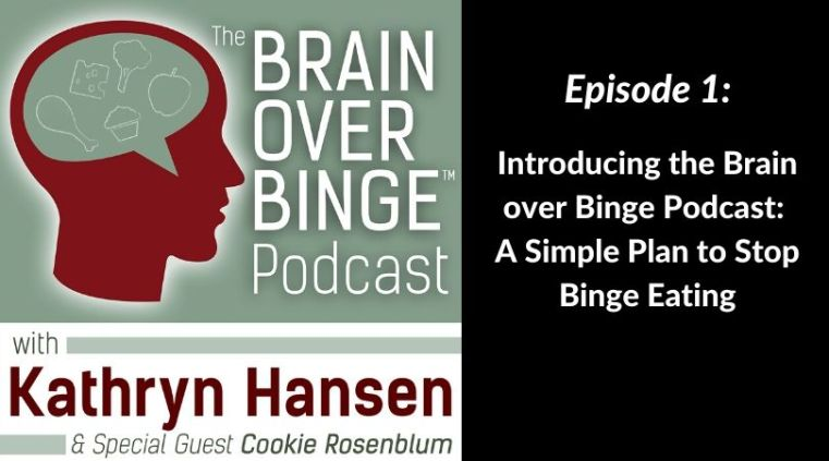 Stop binge eating podcast