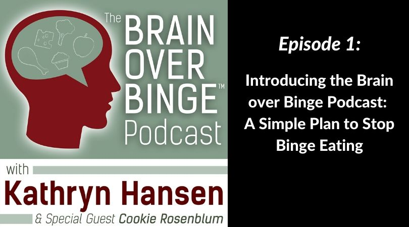Stop binge eating podcast