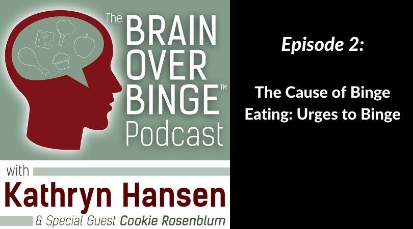 Urges to binge podcast