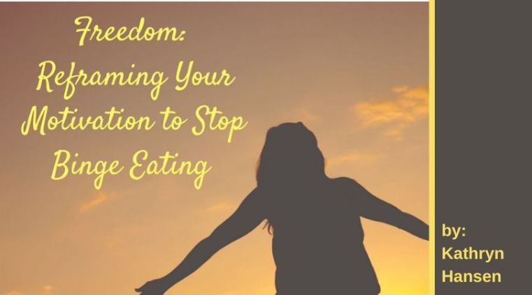 Motivation to Stop Binge Eating
