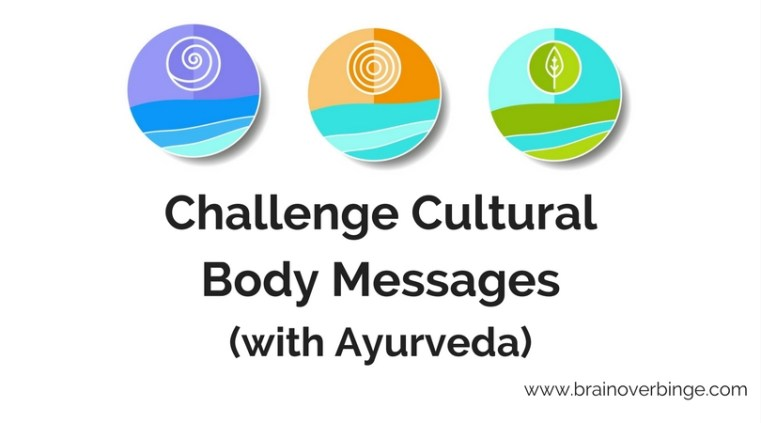 Challenge cultural body messages