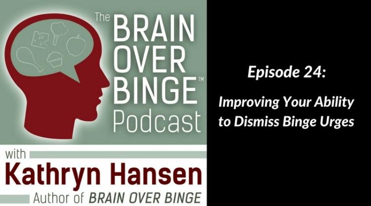 Avoid binge eating podcast