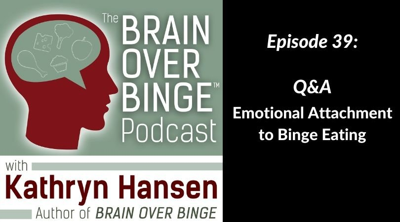 Emotions and binge eating podcast