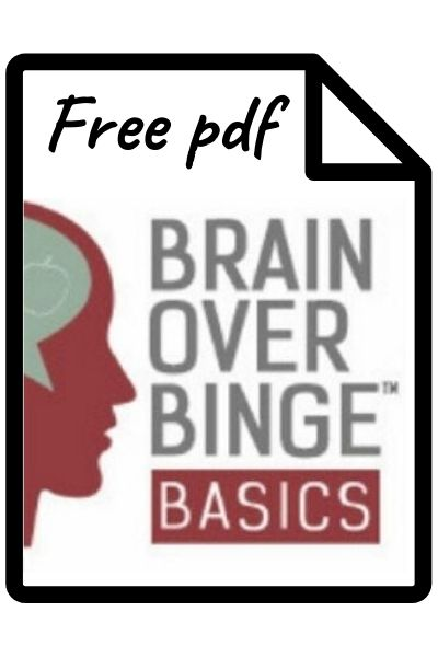 Brain over Binge PDF