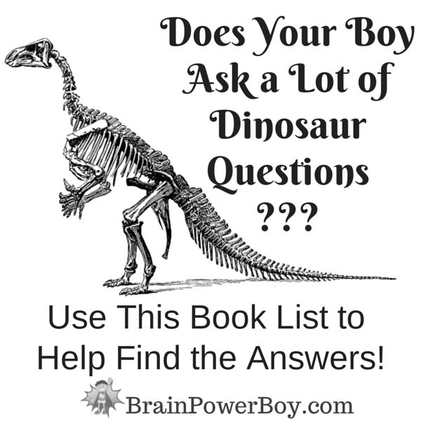 Best Books for Boys: Dinosaur Question and Answers