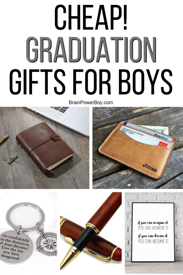 cheap graduation gifts for