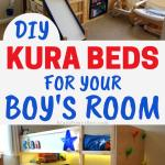 Kura Bed Ikea Hacks For Boys Rooms That Are Super Cool