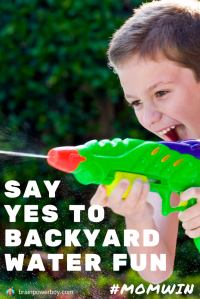 Backyard Water Fun WITHOUT a Pool [50+ Ways to Stay Cool!]